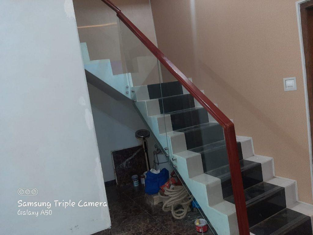 Jasa Pemasangan Railing Kaca Tempered #1 Diwilayah Jakarta